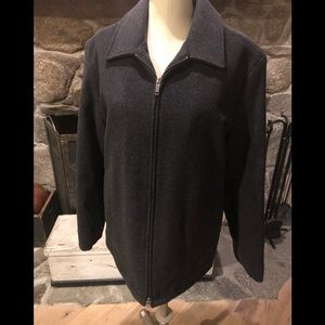 Banana Republic Men's Cashmere Wool Jacket Sz M